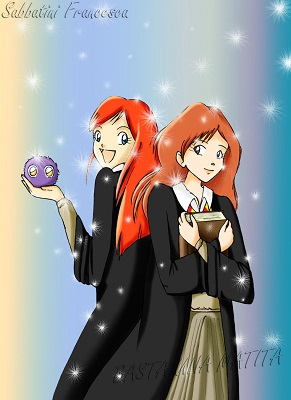ginny_and_hermione_by_franci87-d592x0m